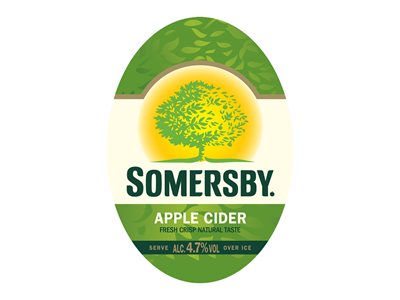 Fustage Somersby Æble Cider (MD20)