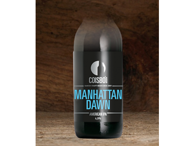 Manhattan Dawn - IPA 33 cl 24 stk