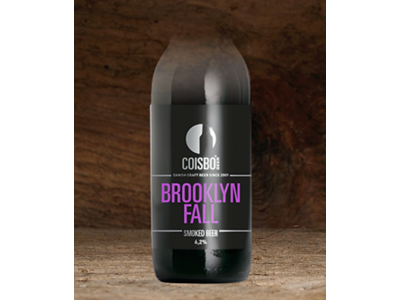 Brooklyn Fall 33 cl 24 stk.
