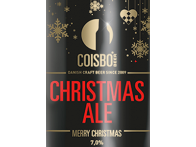 Fustage Coisbo Christmas ale 30 ltr.